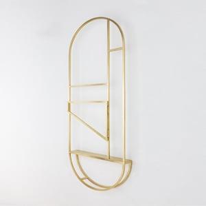 Image of FOLDWORK VALET – brass