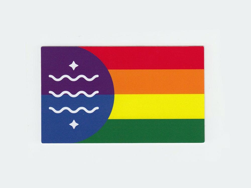 Image of Bellingham Pride Sticker