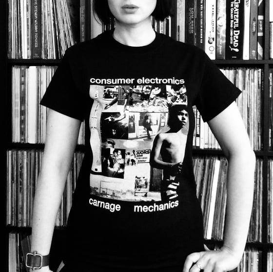 Image of Carnage Mechanics T Shirt