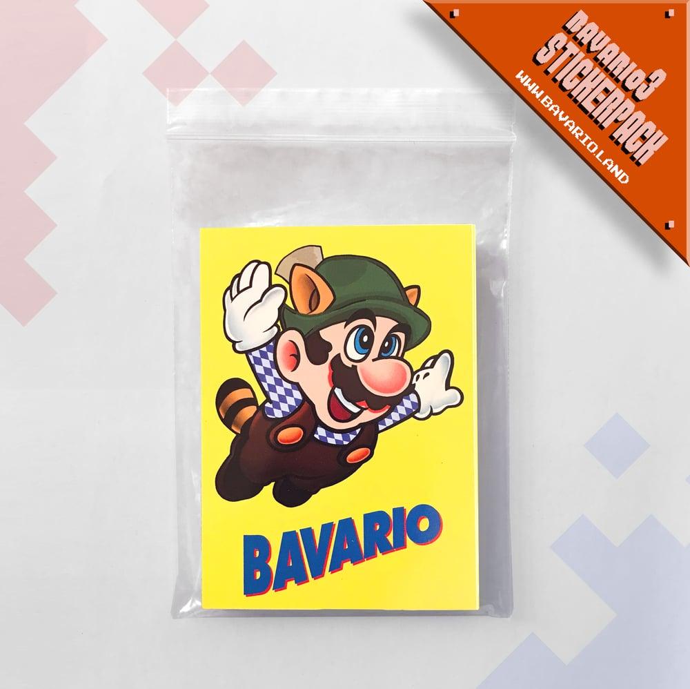 Image of Classic Bavario 3 Stickerpack