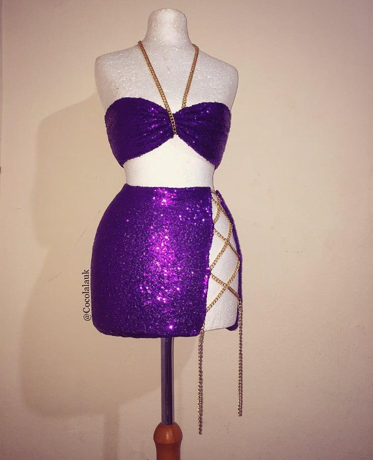 Image of Cosmic - Purple
