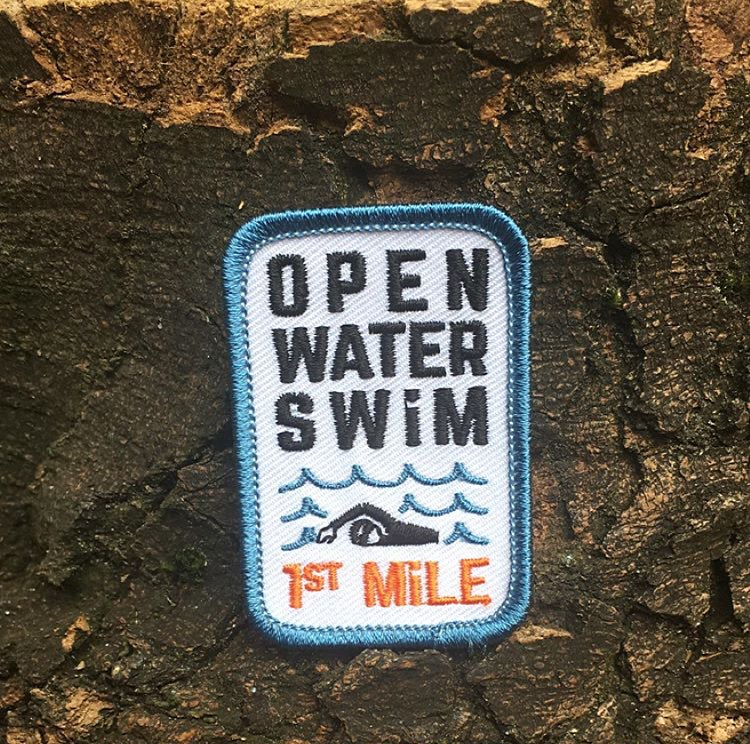 Image of Open water swim patch