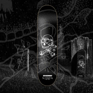 "Image of NEW! ""LOYALTY"" Ten Year Team Pro Model Skateboard"
