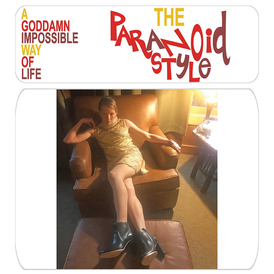 Image of A GODDAMN IMPOSSIBLE WAY OF LIFE BOOTLEG CD - LIMITED!