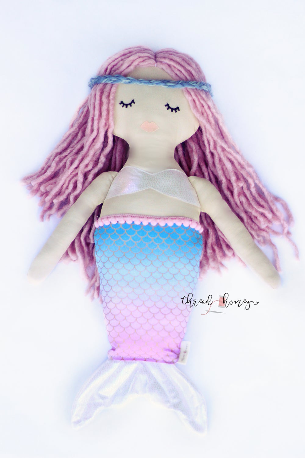 Image of Mermaid Stuffie