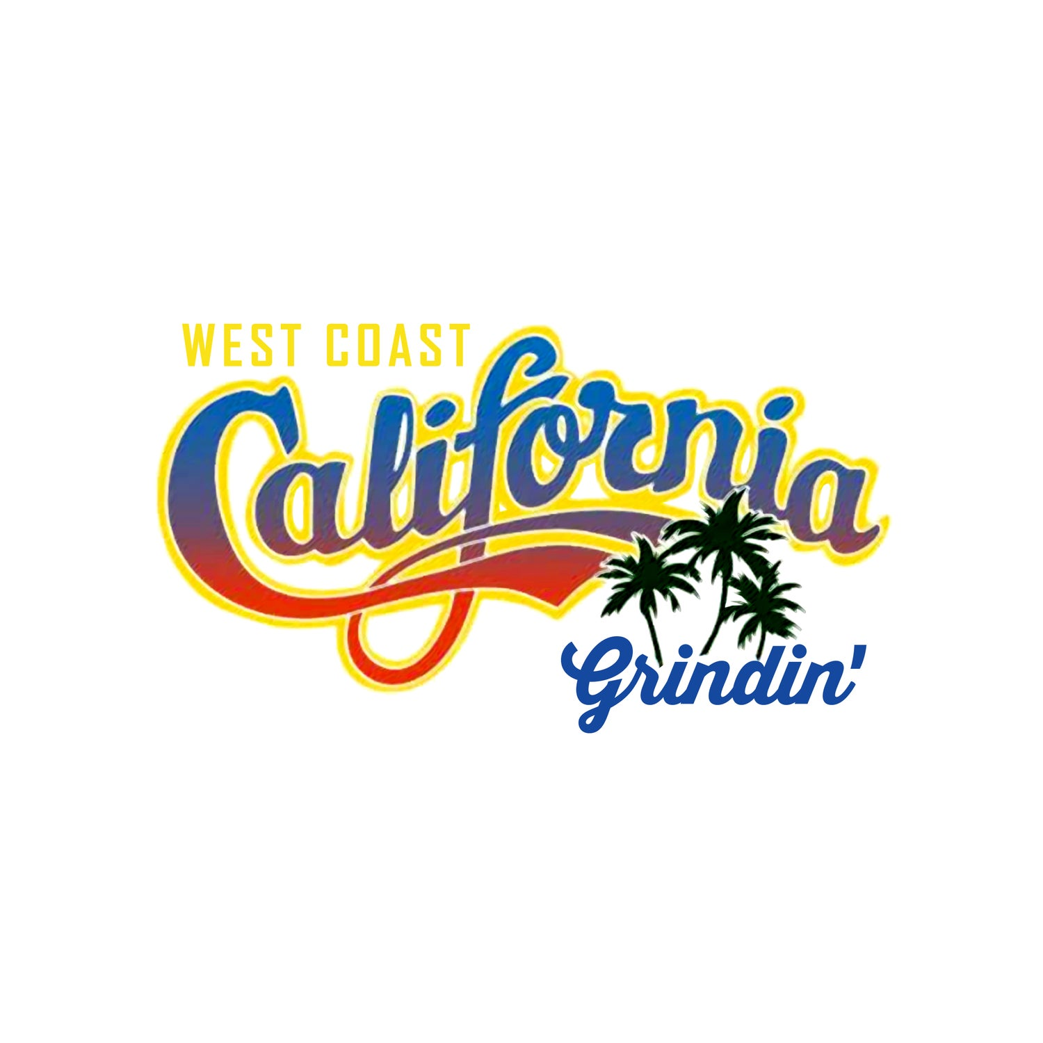 Image of OG - West Coast Cali Grindin' One Piece