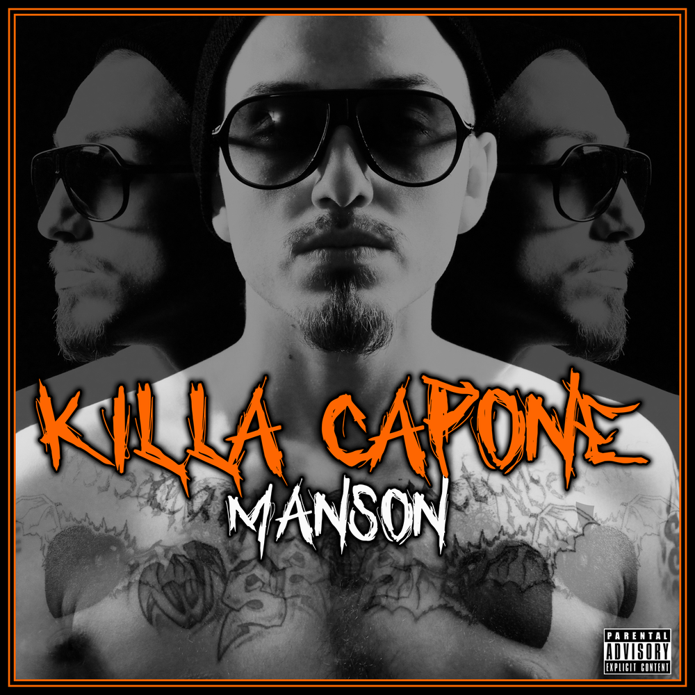 Image of Killa Capone - Manson 2019 CD