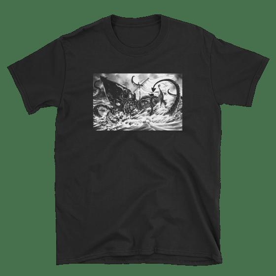 Image of The Kraken! t-shirt