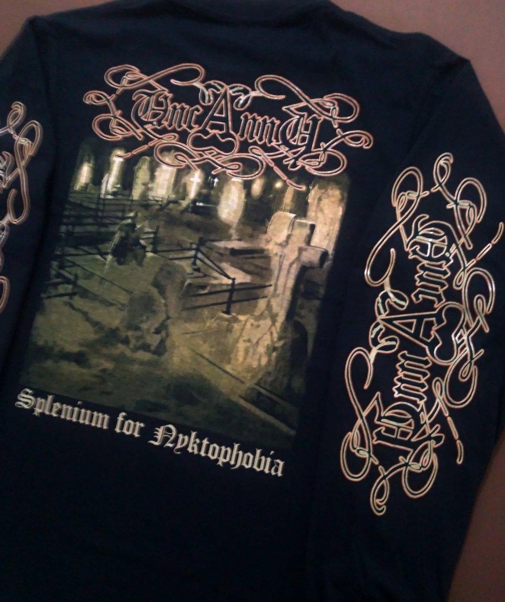 """Image of UNCANNY """"Splenium For Nyktophobia"""" 1994"""