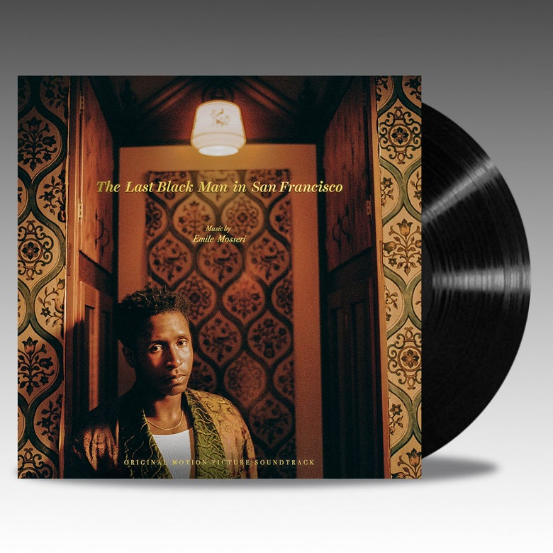 Image of The Last Black Man In San Francisco 'Classic Black' Vinyl - Emile Mosseri