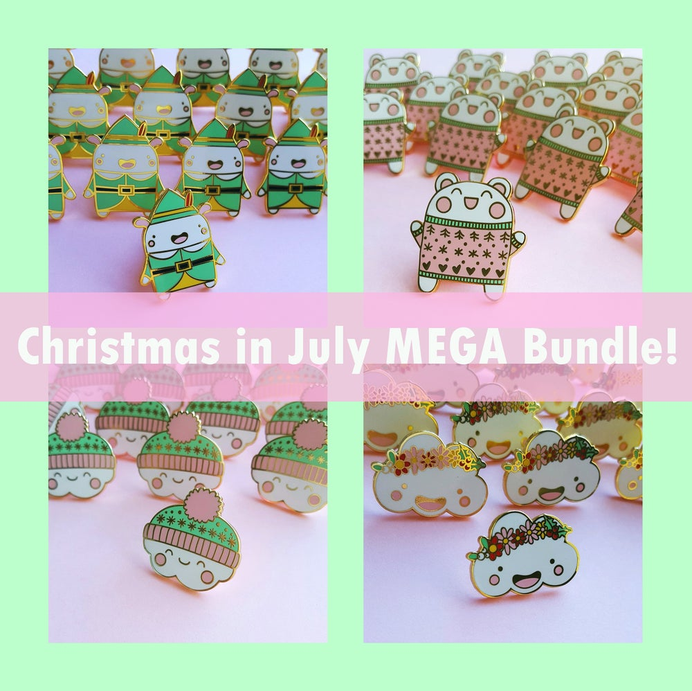 Image of Christmas in July MEGA Bundle!