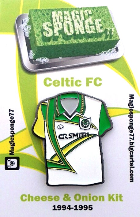 Image of Out Now Celtic FC Cheese & Onion Kit