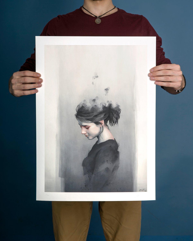 Image of Wane - Limited Edition Prints - MEDIUM