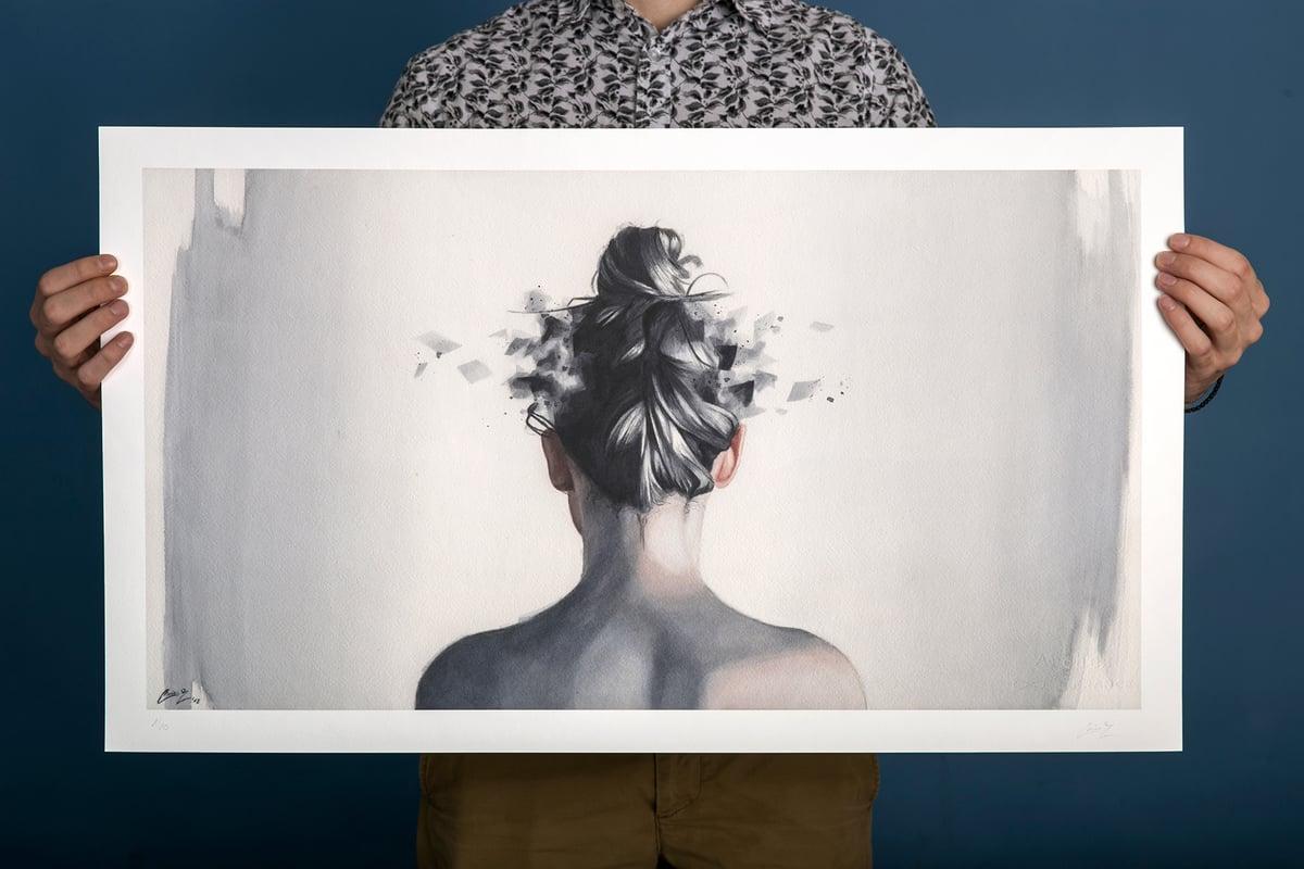 Image of Oblivion - Limited Edition Prints - LARGE