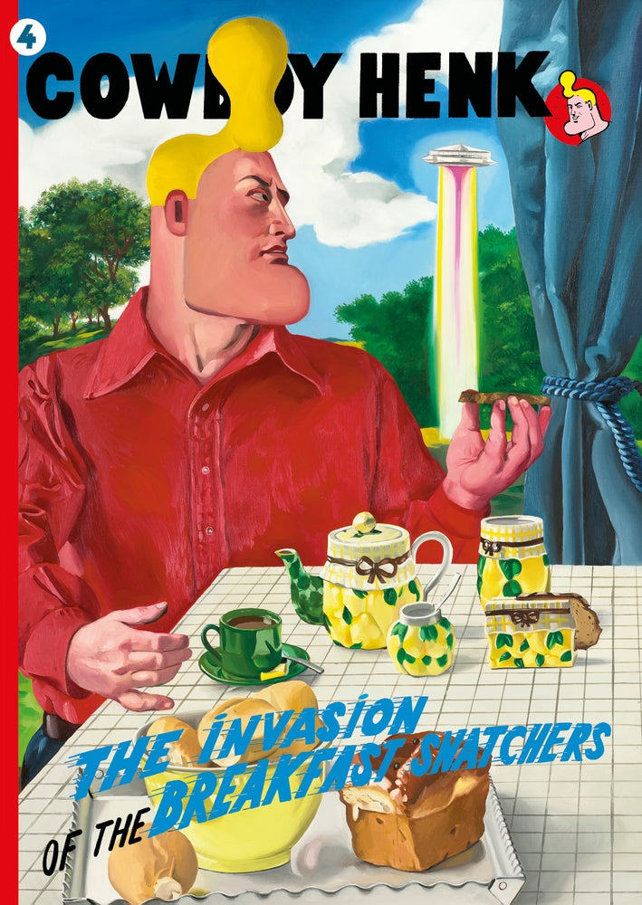 Image of Cowboy Henk 'The Invasion of the Breakfast Snatchers'