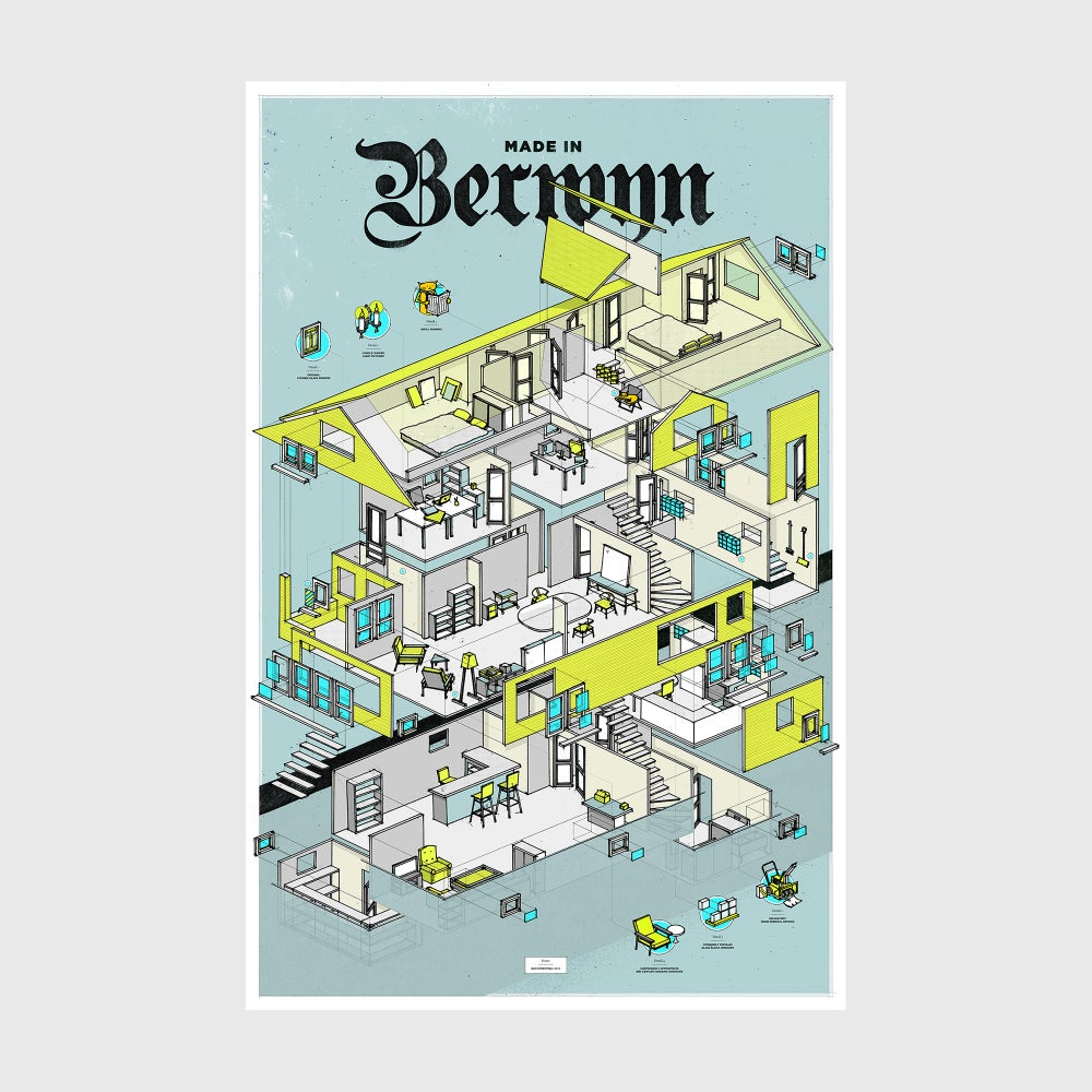 Image of Berwyn Poster