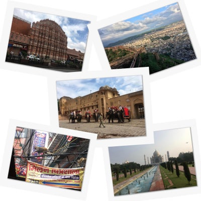 Image of i know someone who went to India starter pack