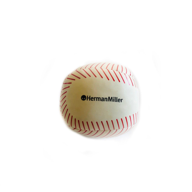Image of Herman Miller Baseball Hacky Sack