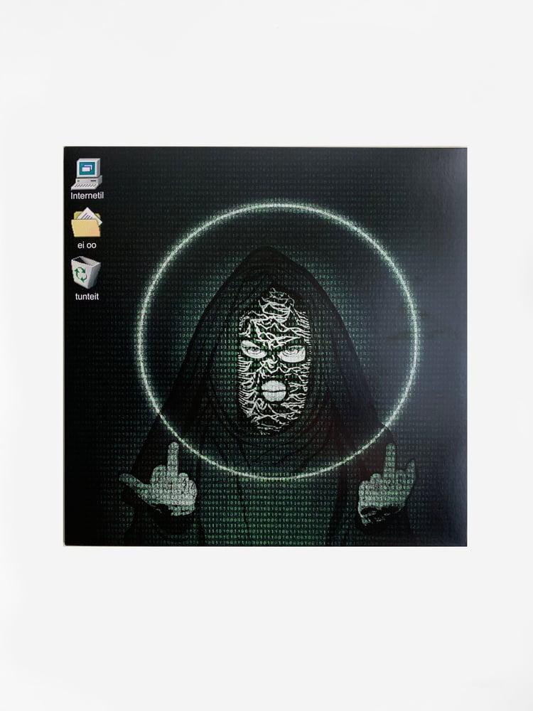 """Image of EEVIL STÖÖ """"INTERNETIL EI OO TUNTEIT"""" EP 12"""""""