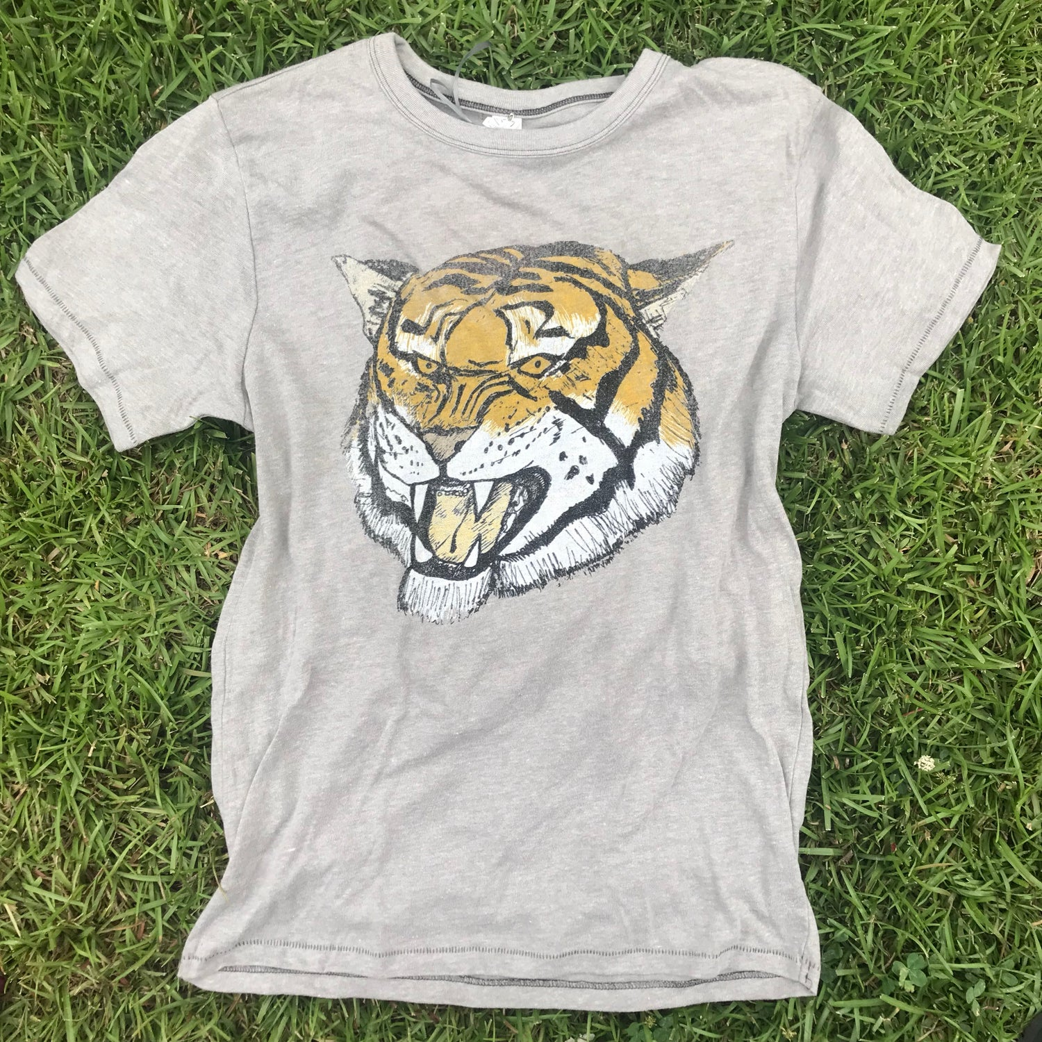Image of Adult Tiger Short Sleeve TEE