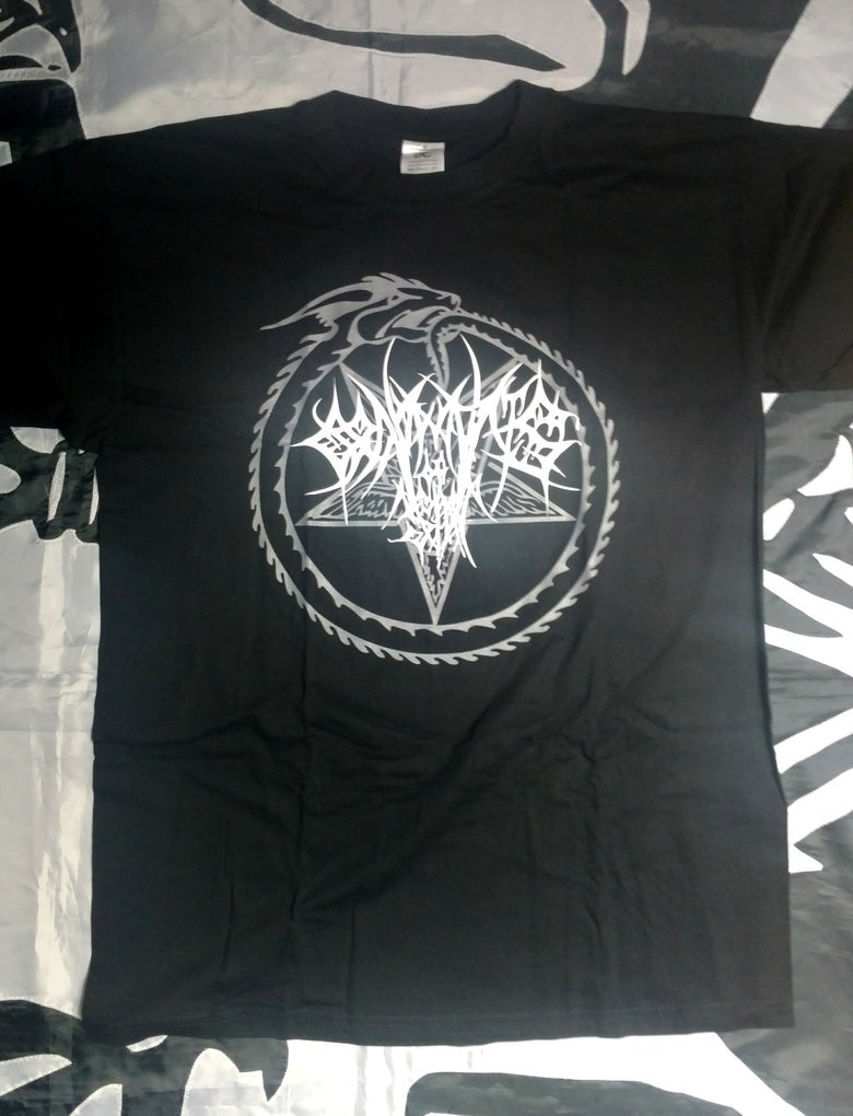 Image of ORNAMENTS OF SIN t-shirt