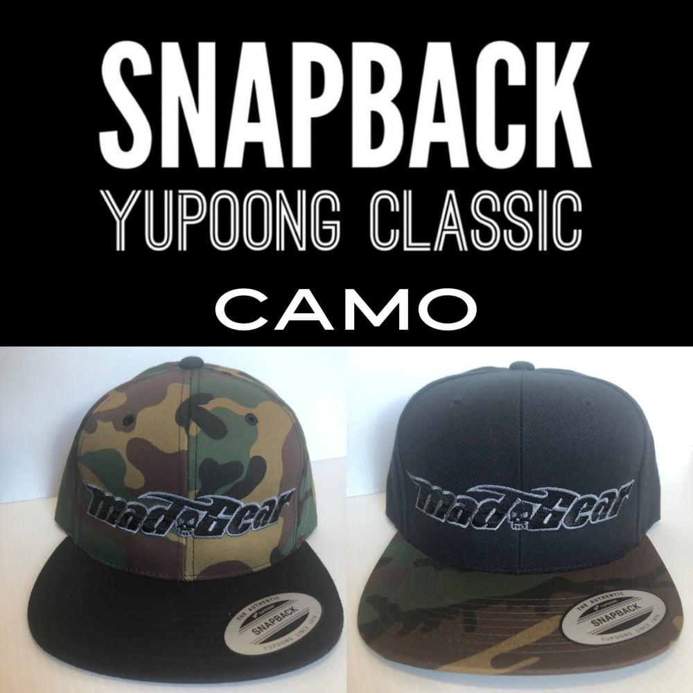 Image of SnapBack CAMO MG