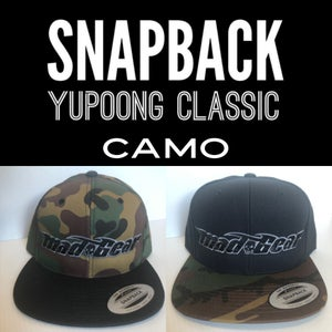 Image of SnapBack CAMO MG