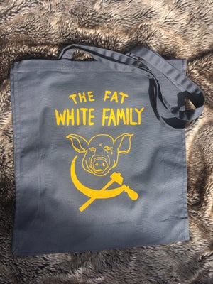 Image of Fat White Family Heavy Duty Canvas Long-handled Shopping Bag