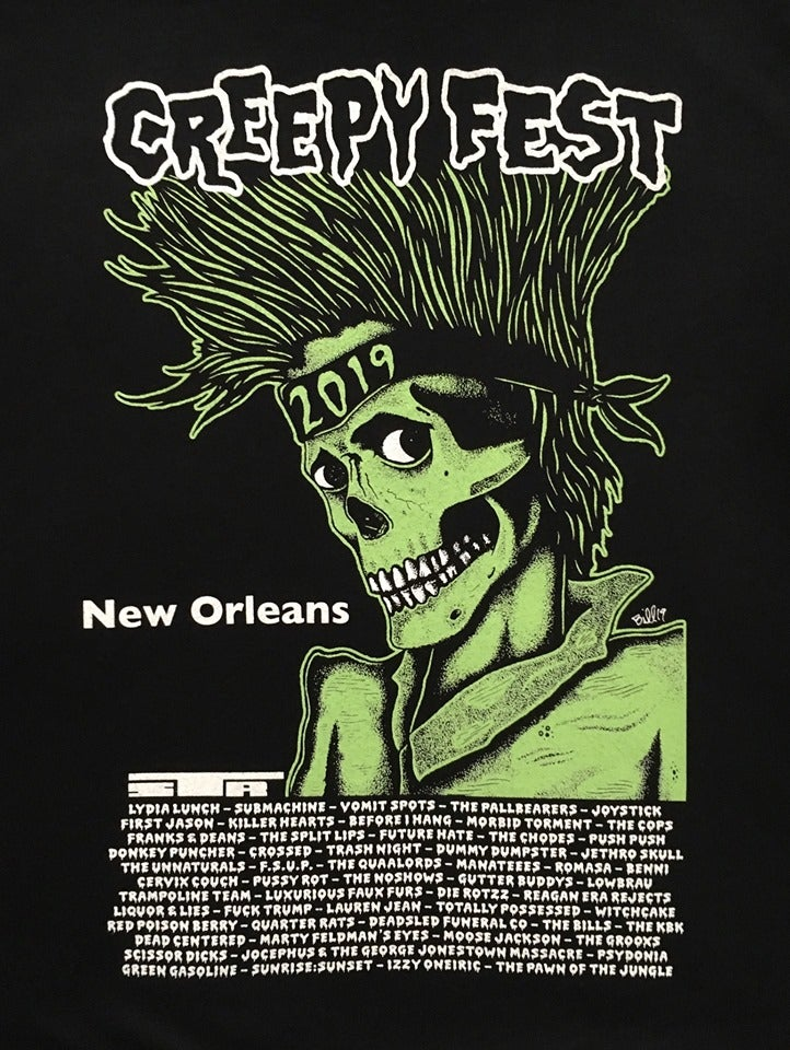 Image of Creepy Fest 2019 Shirt