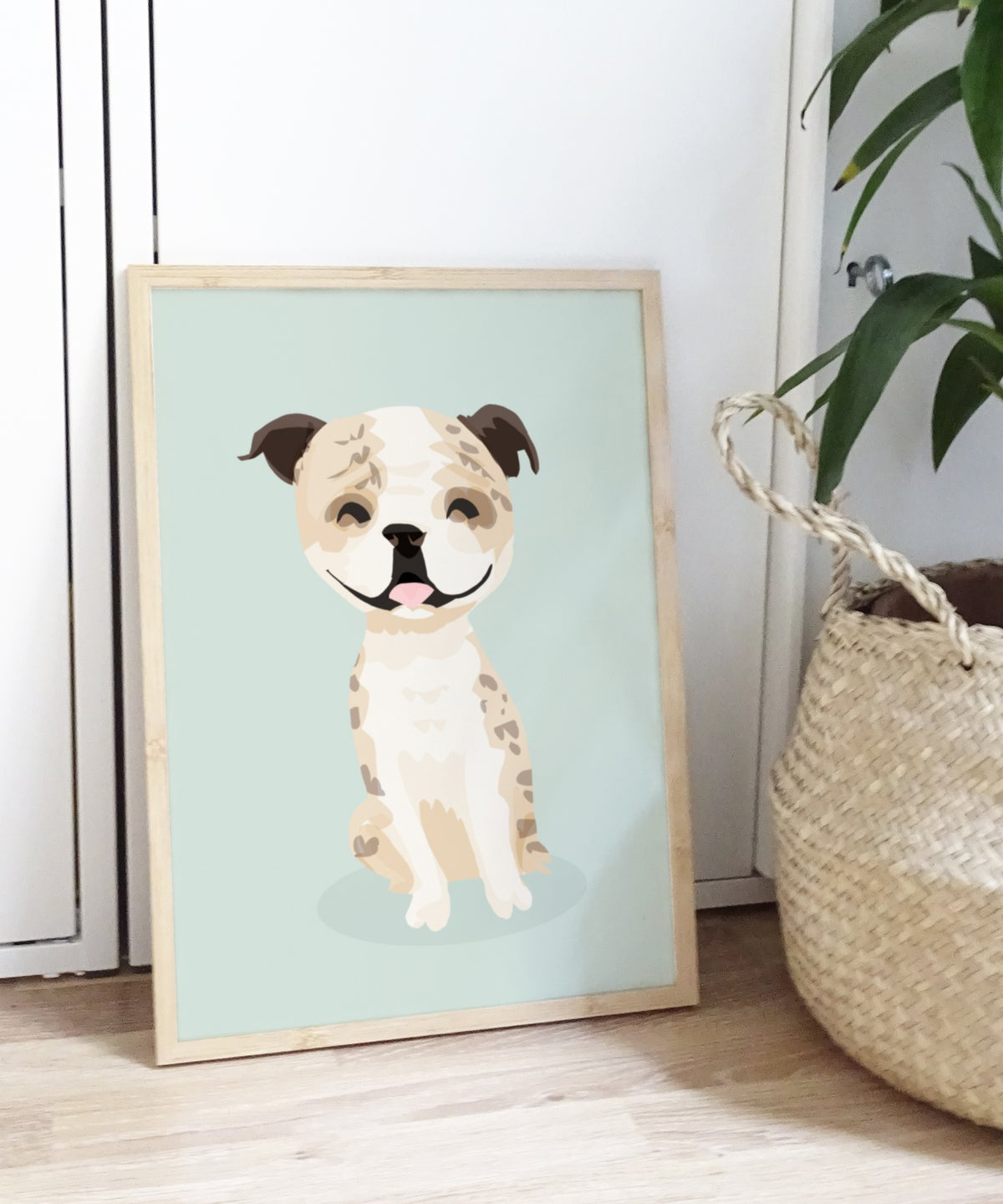 Image of Pet personalized drawing