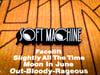 Soft Machine Enamel Pin