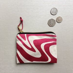 Image of Wave Coin Purse