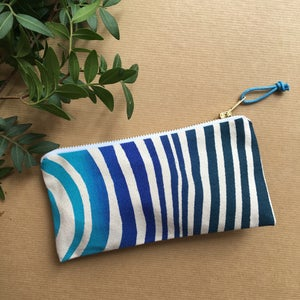 Image of Wave Pencil Case