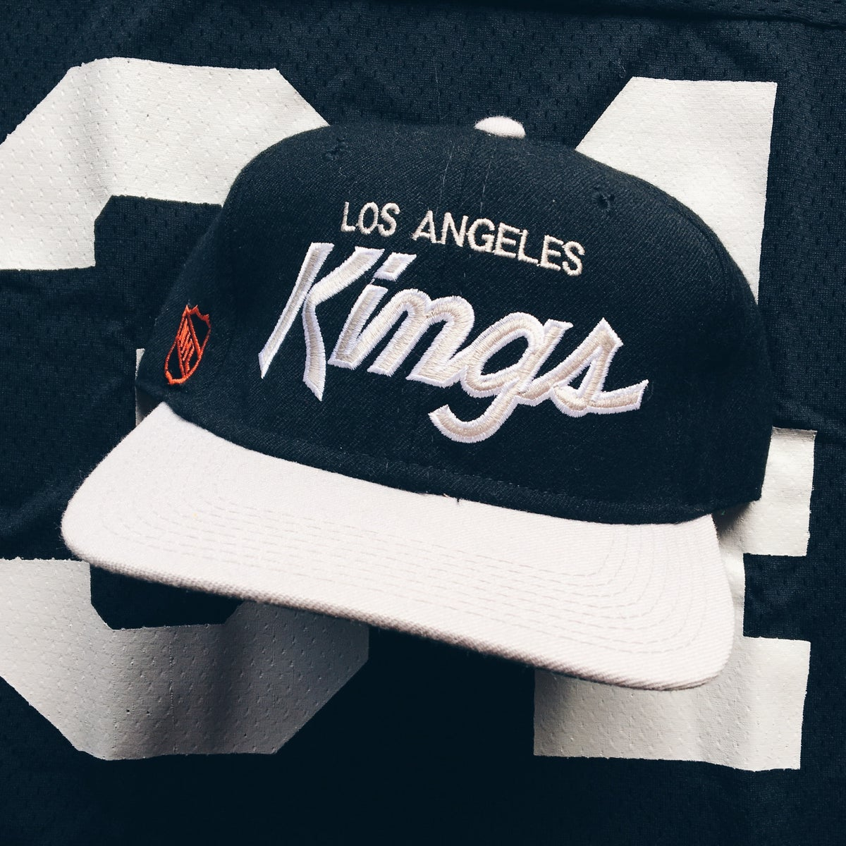 Image of Original 90's Sports Specialties LA Kings Fitted.