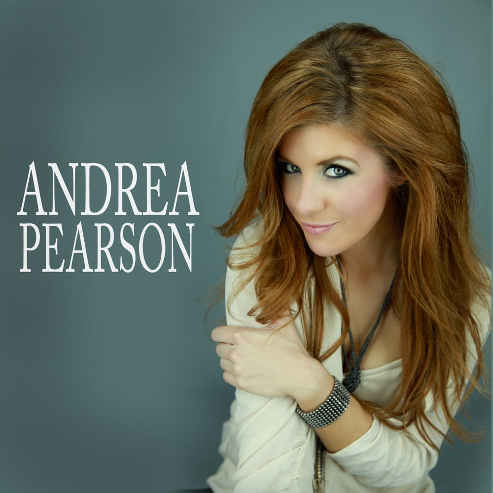 Image of ANDREA PEARSON - AUTOGRAPHED EP