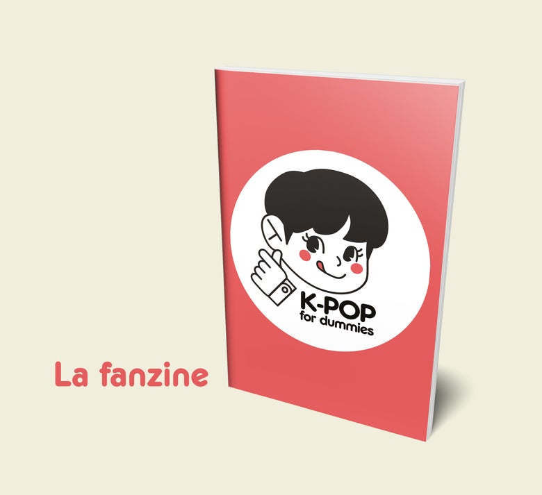 Image of Kpop for Dummies - Libro