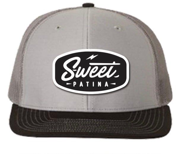 Image of Gray/ Charcoal/ Black Bolt Hat