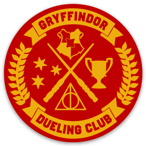 Image of Dueling Club Decal