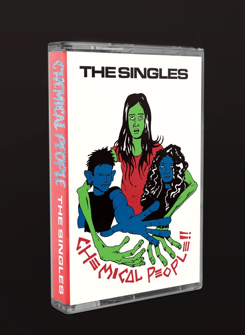 "Image of Chemical People ""The Singles"" Cassette"