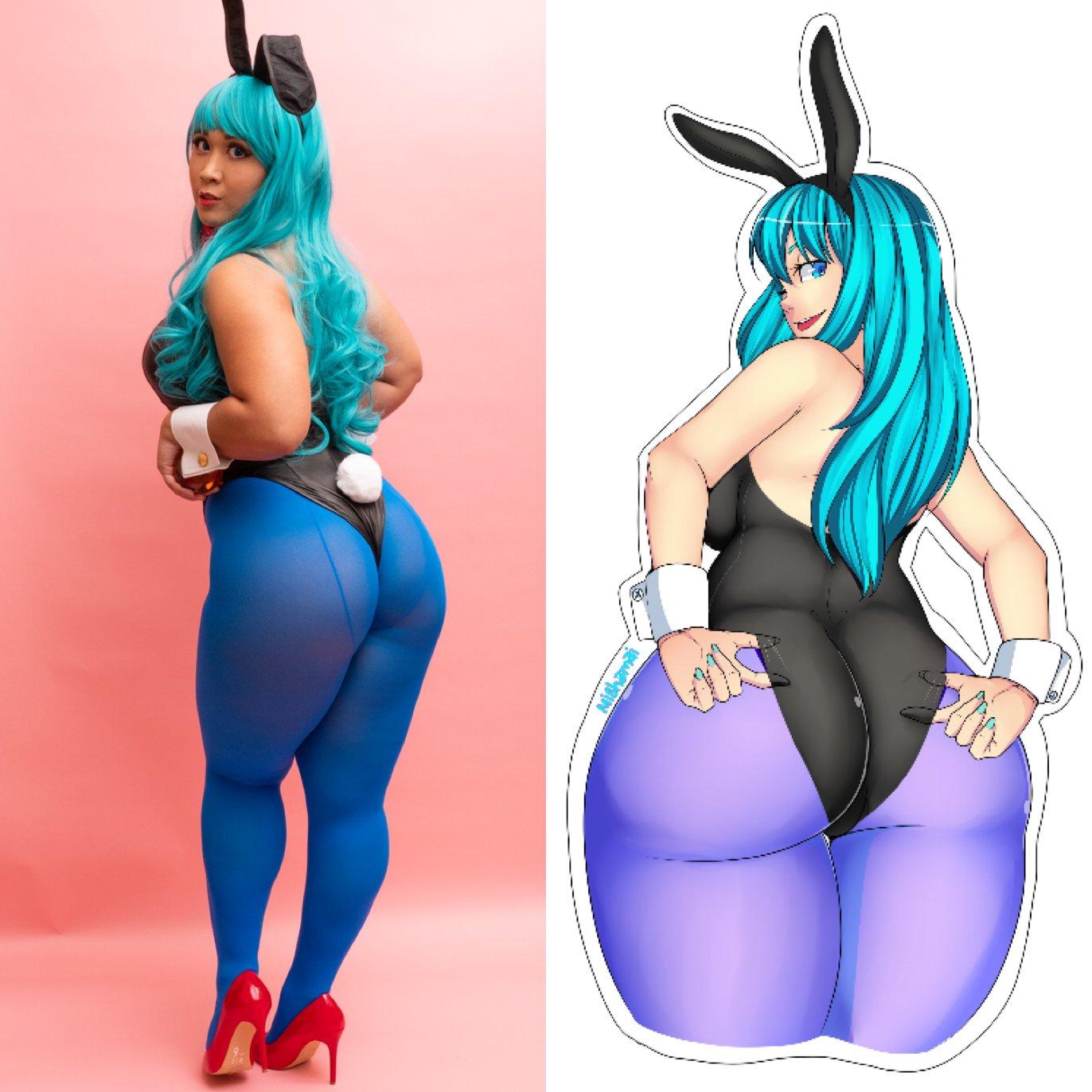 Image of Bunny Bulma Sticker