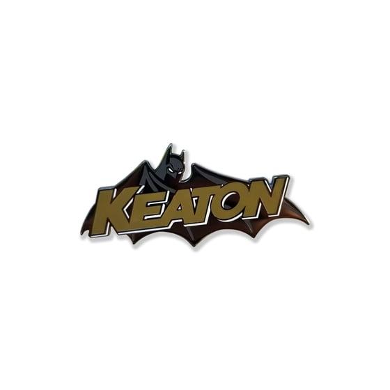 Image of Keaton Logo Pin
