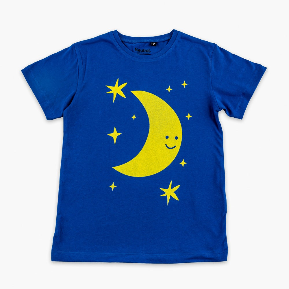 Image of Moon Tshirt (kids)
