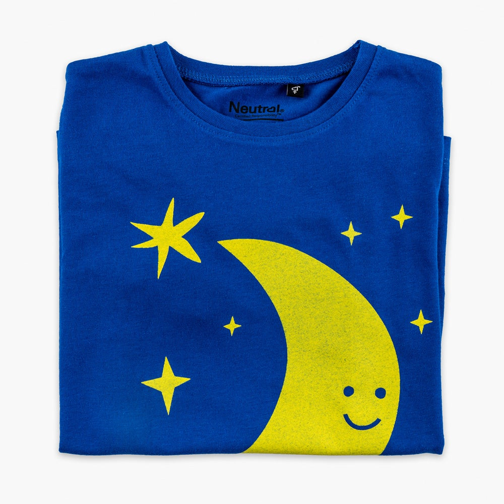 Image of Friendly Moon Tshirt (kids)