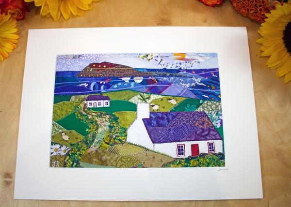 Image of Bardsey Island Print