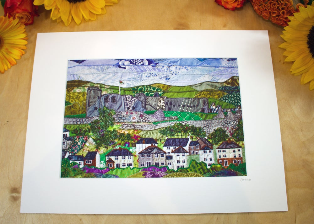 Image of Denbigh Print