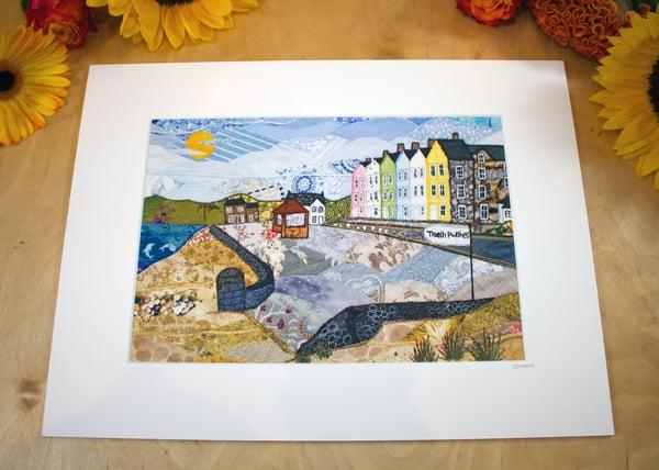 Image of Pwllheli Print