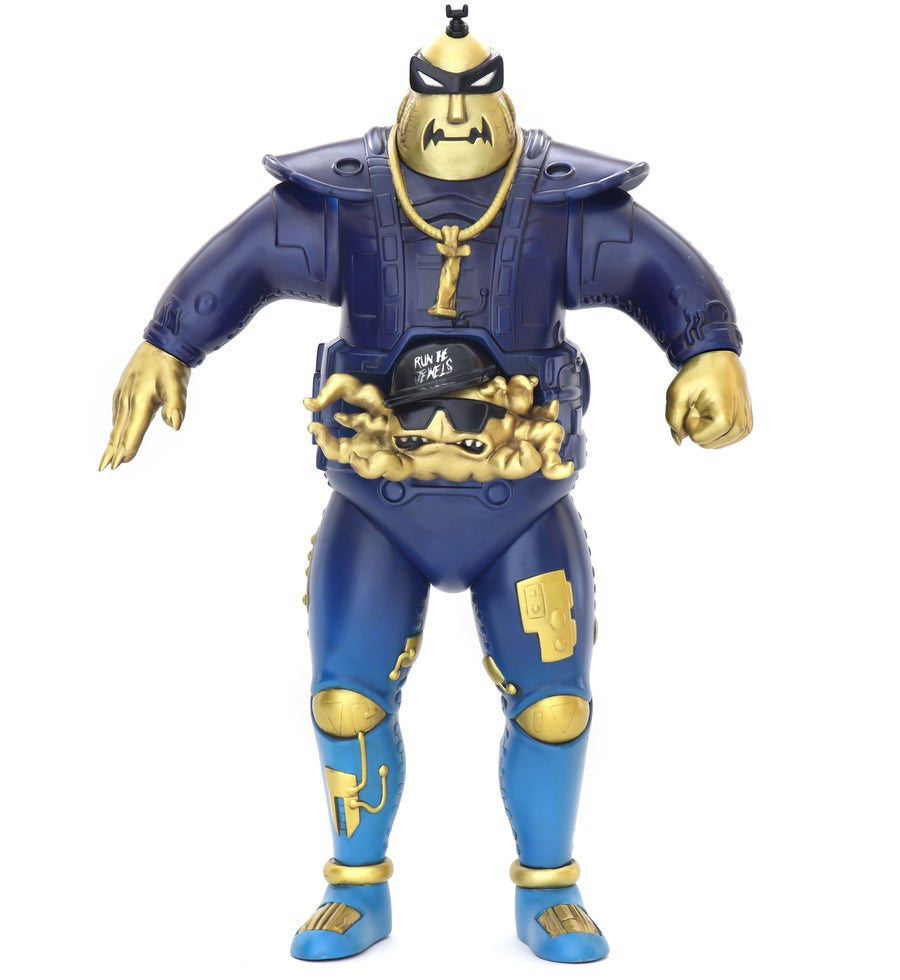 Image of RTJ KRANG LP3 PRE-ORDER EDITION (SHIPPING OCTOBER 2019)
