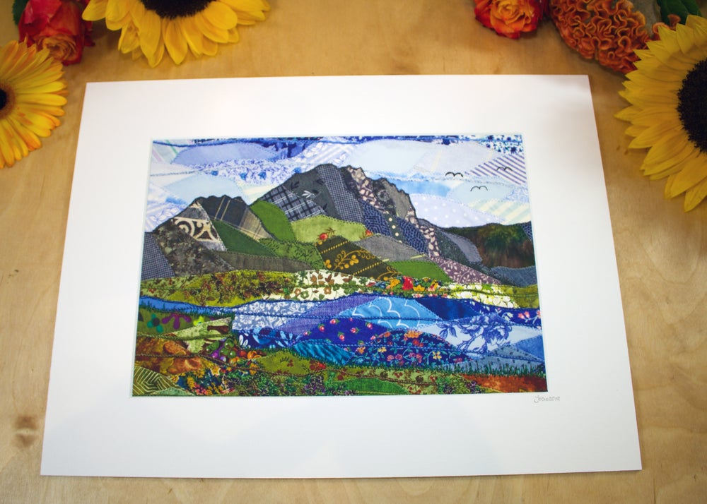 Image of Tryfan Print