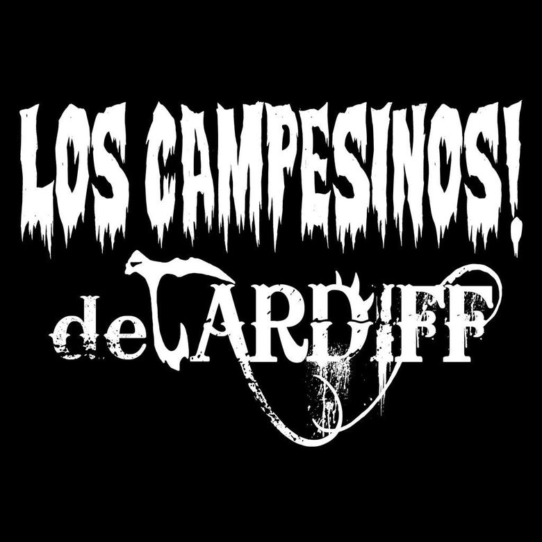 Image of 'Los Campesinos! de Cardiff' T-Shirt