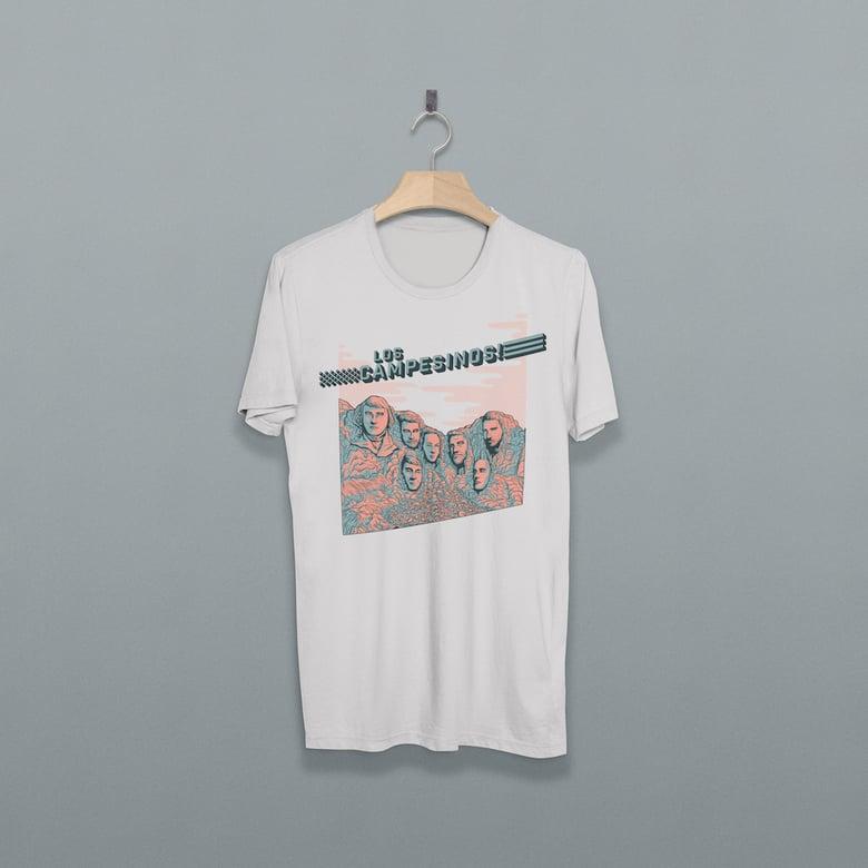 Image of 'Rushmore' T-Shirt